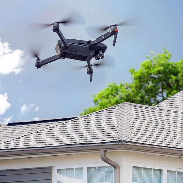 arcosanti drone inspection
